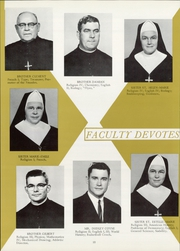 Page 14, 1964 Edition, St Joseph and St Louis High School - Eagle Yearbook (Biddeford, ME) online yearbook collection