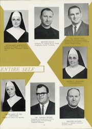 Page 15, 1964 Edition, St Joseph and St Louis High School - Eagle Yearbook (Biddeford, ME) online yearbook collection