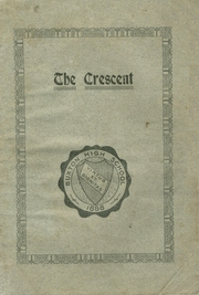 Page 1, 1916 Edition, Samuel D Hanson School - Crescent Yearbook (Buxton, ME) online yearbook collection