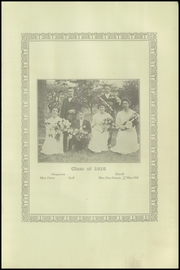 Page 17, 1916 Edition, Samuel D Hanson School - Crescent Yearbook (Buxton, ME) online yearbook collection