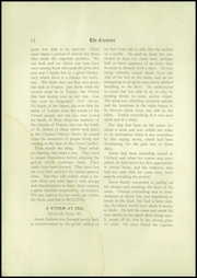 Page 14, 1921 Edition, Samuel D Hanson School - Crescent Yearbook (Buxton, ME) online yearbook collection
