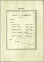Page 5, 1921 Edition, Samuel D Hanson School - Crescent Yearbook (Buxton, ME) online yearbook collection