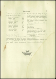 Page 9, 1921 Edition, Samuel D Hanson School - Crescent Yearbook (Buxton, ME) online yearbook collection