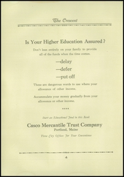 Page 6, 1930 Edition, Samuel D Hanson School - Crescent Yearbook (Buxton, ME) online yearbook collection
