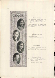 Page 12, 1932 Edition, Samuel D Hanson School - Crescent Yearbook (Buxton, ME) online yearbook collection