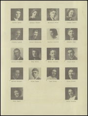 Page 13, 1939 Edition, Samuel D Hanson School - Crescent Yearbook (Buxton, ME) online yearbook collection