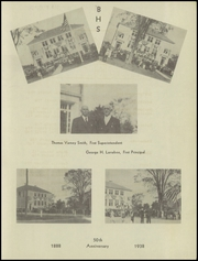 Page 5, 1939 Edition, Samuel D Hanson School - Crescent Yearbook (Buxton, ME) online yearbook collection