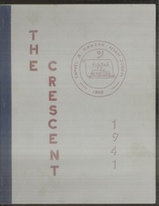 Page 1, 1941 Edition, Samuel D Hanson School - Crescent Yearbook (Buxton, ME) online yearbook collection