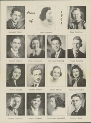 Page 17, 1941 Edition, Samuel D Hanson School - Crescent Yearbook (Buxton, ME) online yearbook collection