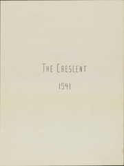 Page 3, 1941 Edition, Samuel D Hanson School - Crescent Yearbook (Buxton, ME) online yearbook collection