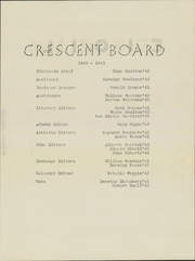 Page 9, 1941 Edition, Samuel D Hanson School - Crescent Yearbook (Buxton, ME) online yearbook collection