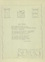 Page 11, 1954 Edition, Samuel D Hanson School - Crescent Yearbook (Buxton, ME) online yearbook collection