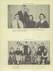 Page 13, 1954 Edition, Samuel D Hanson School - Crescent Yearbook (Buxton, ME) online yearbook collection