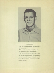 Page 3, 1954 Edition, Samuel D Hanson School - Crescent Yearbook (Buxton, ME) online yearbook collection
