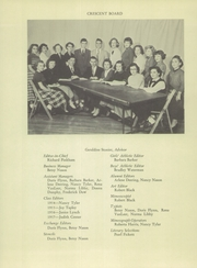 Page 5, 1954 Edition, Samuel D Hanson School - Crescent Yearbook (Buxton, ME) online yearbook collection