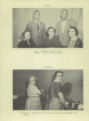 Page 9, 1954 Edition, Samuel D Hanson School - Crescent Yearbook (Buxton, ME) online yearbook collection