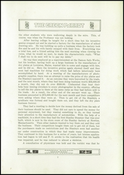Page 11, 1925 Edition, Hebron Academy - Spectator Yearbook (Hebron, ME) online yearbook collection