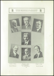 Page 17, 1925 Edition, Hebron Academy - Spectator Yearbook (Hebron, ME) online yearbook collection