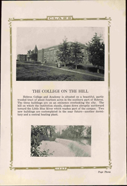 Page 9, 1929 Edition, Hebron Academy - Spectator Yearbook (Hebron, ME) online yearbook collection