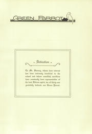 Page 11, 1931 Edition, Hebron Academy - Spectator Yearbook (Hebron, ME) online yearbook collection
