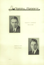 Page 14, 1931 Edition, Hebron Academy - Spectator Yearbook (Hebron, ME) online yearbook collection