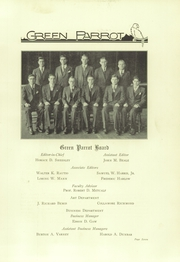 Page 15, 1931 Edition, Hebron Academy - Spectator Yearbook (Hebron, ME) online yearbook collection