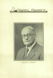 Page 8, 1931 Edition, Hebron Academy - Spectator Yearbook (Hebron, ME) online yearbook collection