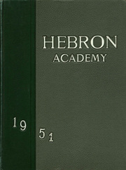 Hebron Academy - Spectator Yearbook (Hebron, ME) online yearbook collection, 1951 Edition, Page 1
