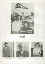 Page 14, 1958 Edition, Hebron Academy - Spectator Yearbook (Hebron, ME) online yearbook collection