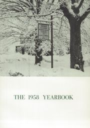 Page 5, 1958 Edition, Hebron Academy - Spectator Yearbook (Hebron, ME) online yearbook collection