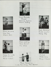 Page 16, 1963 Edition, Webster Junior High School - Hi Lights Yearbook (Auburn, ME) online yearbook collection