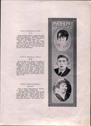 Page 13, 1928 Edition, McKinley High School - Gatherer Yearbook (Deer Isle, ME) online yearbook collection