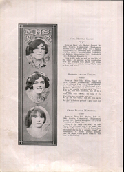 Page 14, 1928 Edition, McKinley High School - Gatherer Yearbook (Deer Isle, ME) online yearbook collection