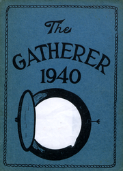 Page 1, 1940 Edition, McKinley High School - Gatherer Yearbook (Deer Isle, ME) online yearbook collection