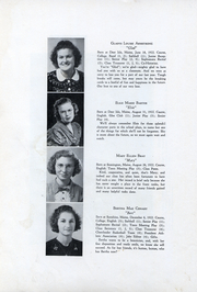 Page 11, 1940 Edition, McKinley High School - Gatherer Yearbook (Deer Isle, ME) online yearbook collection