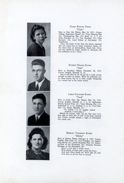 Page 13, 1940 Edition, McKinley High School - Gatherer Yearbook (Deer Isle, ME) online yearbook collection