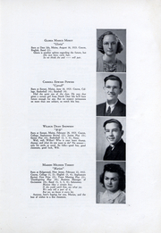 Page 14, 1940 Edition, McKinley High School - Gatherer Yearbook (Deer Isle, ME) online yearbook collection