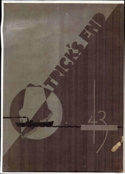 1943 Edition, Maine Maritime Academy - Tricks End Yearbook (Castine, ME)