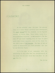 Page 10, 1945 Edition, Hollis High School - Sunbeam Yearbook (Hollis, ME) online yearbook collection