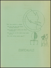 Page 11, 1945 Edition, Hollis High School - Sunbeam Yearbook (Hollis, ME) online yearbook collection
