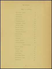 Page 7, 1945 Edition, Hollis High School - Sunbeam Yearbook (Hollis, ME) online yearbook collection