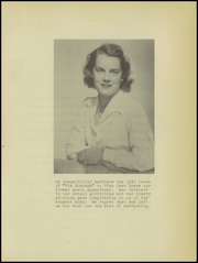 Page 9, 1945 Edition, Hollis High School - Sunbeam Yearbook (Hollis, ME) online yearbook collection