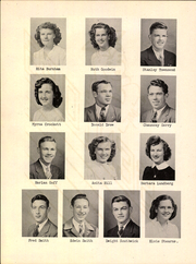 Page 10, 1947 Edition, Hollis High School - Sunbeam Yearbook (Hollis, ME) online yearbook collection