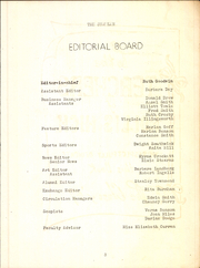 Page 5, 1947 Edition, Hollis High School - Sunbeam Yearbook (Hollis, ME) online yearbook collection