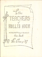 Page 6, 1947 Edition, Hollis High School - Sunbeam Yearbook (Hollis, ME) online yearbook collection