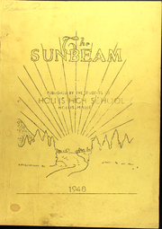 Page 1, 1948 Edition, Hollis High School - Sunbeam Yearbook (Hollis, ME) online yearbook collection