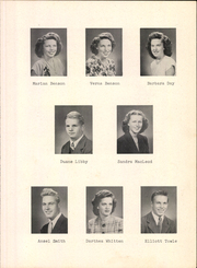 Page 11, 1948 Edition, Hollis High School - Sunbeam Yearbook (Hollis, ME) online yearbook collection