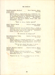 Page 13, 1948 Edition, Hollis High School - Sunbeam Yearbook (Hollis, ME) online yearbook collection