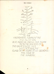Page 6, 1948 Edition, Hollis High School - Sunbeam Yearbook (Hollis, ME) online yearbook collection