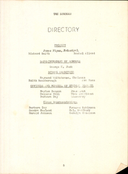 Page 7, 1948 Edition, Hollis High School - Sunbeam Yearbook (Hollis, ME) online yearbook collection